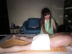 Amateur Thai slut fucked after a...