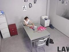 LAW4k. Adorab thief gives her...