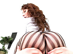 Hot mom with huge ass cheeks...