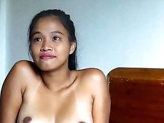 Glorious eastern brunette slut...