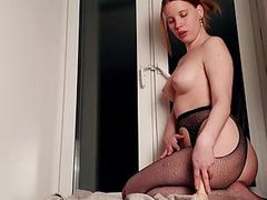 xhamster Busty Hottie Sucks and Pussy...