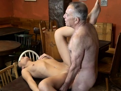 Daddy teach me anal Of course,...