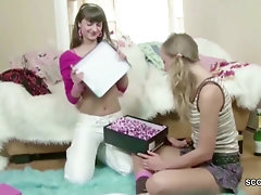 18yr old Petite Teens in First...