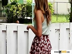 Amateur Horny Girl Get Cam Spy...