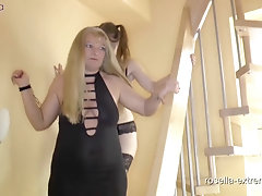 Teen girl and a Milf in the fuck...