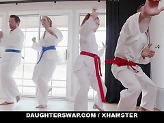DaughterSwap - Small Tits Teen...