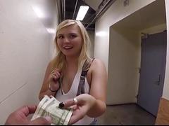 Cute Amateur Big Ass Blonde Teen...
