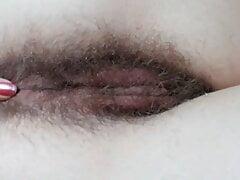 Teen's Hairy pussy