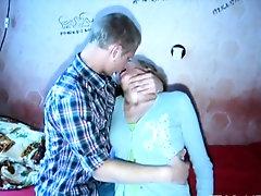 Attractive teen russian blonde...