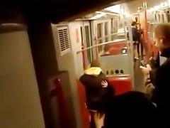 Teen Subway Public Sex